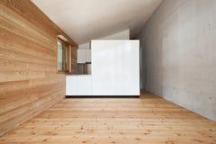 Σπίτι βουνών, δωμάτιο Στοκ φωτογραφία με δικαίωμα ελεύθερης χρήσης