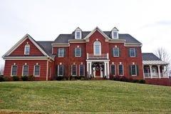 σπίτι βόρεια Βιρτζίνια Στοκ εικόνα με δικαίωμα ελεύθερης χρήσης