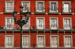σπίτι γωνιών στοκ φωτογραφία με δικαίωμα ελεύθερης χρήσης
