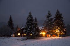 Σπίτι διακοπών Στοκ εικόνα με δικαίωμα ελεύθερης χρήσης
