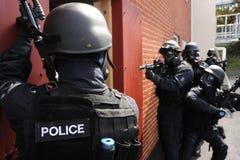 σπίτι εισόδων swat