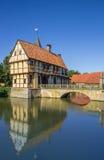 Σπίτι εισόδων του κάστρου Steinfurt Στοκ Εικόνες