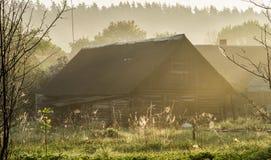 Σπίτι επαρχίας Στοκ φωτογραφίες με δικαίωμα ελεύθερης χρήσης