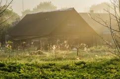 Σπίτι επαρχίας Στοκ φωτογραφία με δικαίωμα ελεύθερης χρήσης