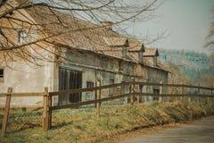 Σπίτι επαρχίας Στοκ εικόνες με δικαίωμα ελεύθερης χρήσης