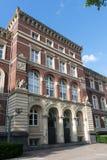 Σπίτι δικαστηρίου του duisburg, Γερμανία Στοκ εικόνα με δικαίωμα ελεύθερης χρήσης