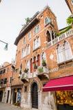σπίτι Ιταλία παλαιά Βενετία Στοκ Φωτογραφίες