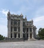 σπίτι Κίεβο χιμαιρών στοκ φωτογραφίες