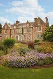 Σπίτι και κήποι φρεατίων Goye'xfornt Ιρλανδία στοκ φωτογραφία με δικαίωμα ελεύθερης χρήσης