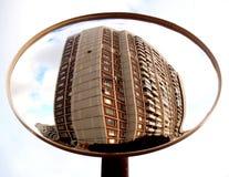 σπίτι καμπυλών Στοκ εικόνα με δικαίωμα ελεύθερης χρήσης
