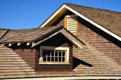 Σπίτι Καλιφόρνιας Στοκ φωτογραφία με δικαίωμα ελεύθερης χρήσης