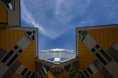 Σπίτι κύβων Στοκ εικόνα με δικαίωμα ελεύθερης χρήσης