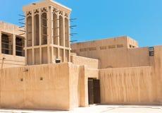 Σπίτι κληρονομιάς στο Ντουμπάι, Ε.Α.Ε. Στοκ Εικόνα