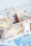 σπίτι λογαριασμών Στοκ εικόνες με δικαίωμα ελεύθερης χρήσης
