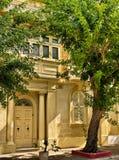 σπίτι Μάλτα χαρακτήρα Στοκ εικόνα με δικαίωμα ελεύθερης χρήσης