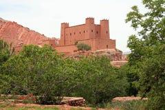 σπίτι Μαροκινός Στοκ Φωτογραφίες