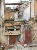 Σπίτι μείωσης στην Κούβα Στοκ Εικόνα
