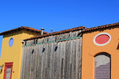 σπίτι μεξικανός Στοκ εικόνες με δικαίωμα ελεύθερης χρήσης