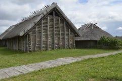 σπίτι μεσαιωνικό Στοκ φωτογραφία με δικαίωμα ελεύθερης χρήσης