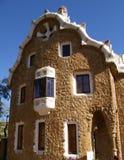 Σπίτι μελοψωμάτων της Βαρκελώνης Στοκ Φωτογραφίες