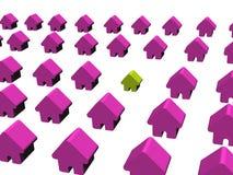 σπίτι μικρό πολύ διανυσματική απεικόνιση