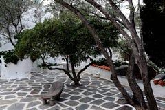 Σπίτι-μουσείο Σαλβαδόρ Dalà σε Portlligat Στοκ Φωτογραφία