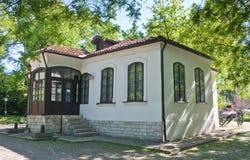 Σπίτι-μουσείο στο τσάρο Αλέξανδρος ΙΙ σε Pleven Στοκ Εικόνα