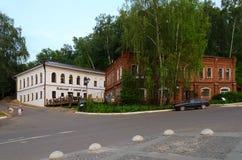Σπίτι μπύρας Plessky εστιατόριο-ζυθοποιείων, Ples, Ρωσία Στοκ φωτογραφίες με δικαίωμα ελεύθερης χρήσης