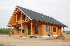 σπίτι νέο Στοκ Εικόνα