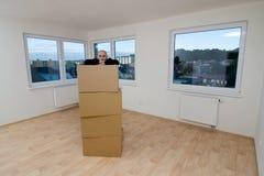 σπίτι νέο Στοκ φωτογραφία με δικαίωμα ελεύθερης χρήσης