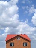 σπίτι νέο Στοκ Εικόνες