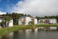 σπίτι νέο Στοκ φωτογραφίες με δικαίωμα ελεύθερης χρήσης