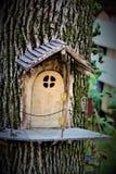 Σπίτι νεράιδων Whimsy Στοκ Φωτογραφία