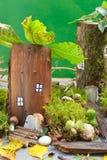 σπίτι νεράιδων Στοκ φωτογραφία με δικαίωμα ελεύθερης χρήσης