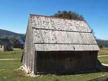 σπίτι ξύλινο Στοκ φωτογραφία με δικαίωμα ελεύθερης χρήσης