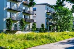 Σπίτι οδών Στοκ Φωτογραφία