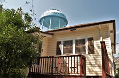 Σπίτι παιδικής ηλικίας του Andy Griffith Στοκ Εικόνες