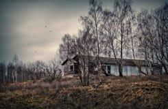 σπίτι παλαιό Στοκ Φωτογραφίες