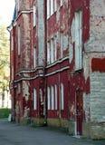 σπίτι παλαιό Στοκ Εικόνες