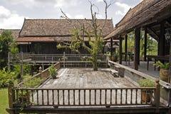 σπίτι παραδοσιακό Στοκ Φωτογραφία