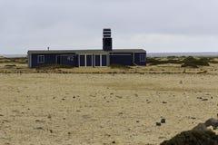 Σπίτι παραλιών στοκ εικόνα