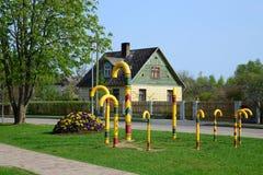 Σπίτι παραμυθιού Στοκ Εικόνες