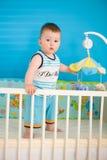 σπίτι παχνιών μωρών Στοκ φωτογραφία με δικαίωμα ελεύθερης χρήσης