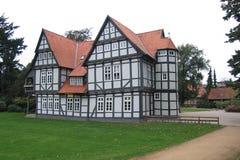 σπίτι παλαιό Γερμανία Στοκ φωτογραφία με δικαίωμα ελεύθερης χρήσης