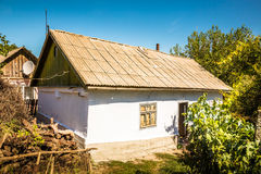 σπίτι παλαιό πολύ Στοκ φωτογραφία με δικαίωμα ελεύθερης χρήσης