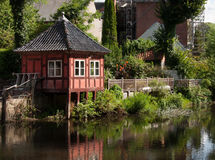 σπίτι παλαιό Στοκ Φωτογραφία