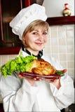 σπίτι πιάτων Στοκ εικόνα με δικαίωμα ελεύθερης χρήσης