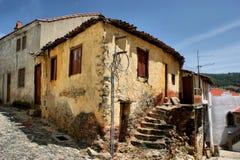 σπίτι που καταστρέφεται Στοκ Φωτογραφίες
