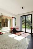 Σπίτι πολυτέλειας, δωμάτιο με τη σάουνα Στοκ φωτογραφίες με δικαίωμα ελεύθερης χρήσης