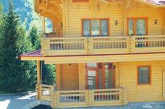 Σπίτι πολυτέλειας Στοκ εικόνα με δικαίωμα ελεύθερης χρήσης